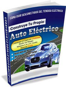 Como Construir Tu Propio Coche Electrico Libro