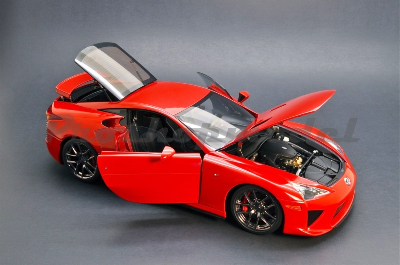 lexus lfa autoart 1 18 exotico hot wheels a mxn 3950. Black Bedroom Furniture Sets. Home Design Ideas
